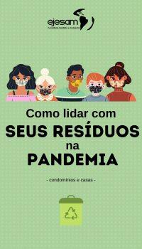 EBook - Resíduos na Pandemia EJESAM